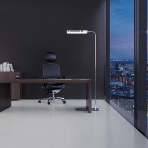 PRANA+ lampa biurkowa designerska mini