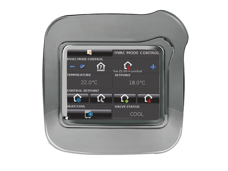 panel dotykowy chromo knx VS00E20KNX
