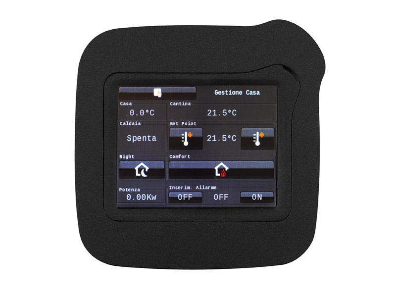 panel dotykowy czarny mat knx VS00E30KNX