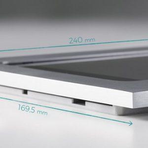 wymiary stacji dokującej iPad Air 2 iPad Pro 9,7