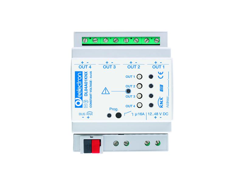 Ściemniacz RGBW KNX DL04A01KNX_800x600