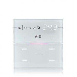 termostat dotykowy knx