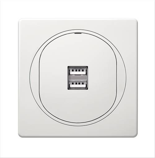 ładowarka USB w ramce