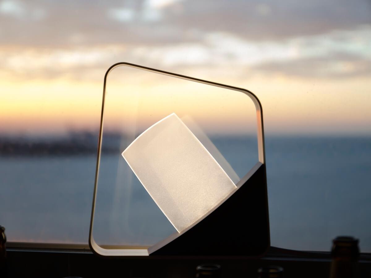 lampka cuboo designerska