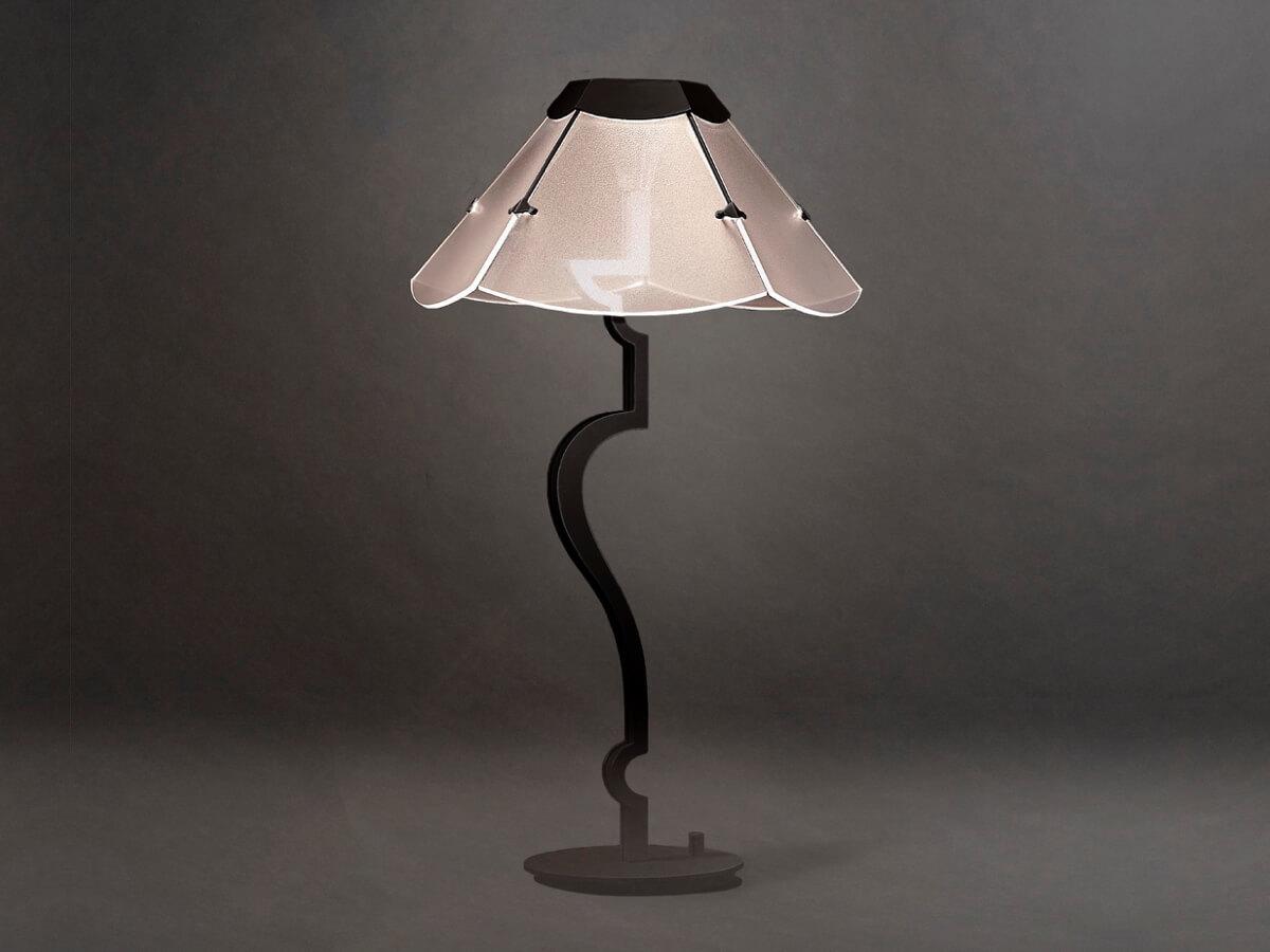 lucy lampa stołowa orientalna