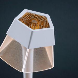 ludia lampa designerska