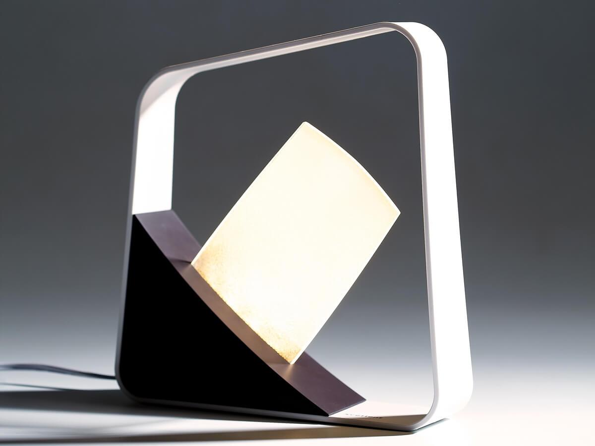 nowoczesna lampka biurkowa cuboo