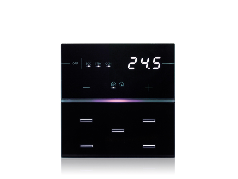 termostat tactile knx