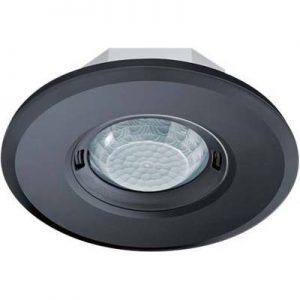 EP10427954 czujnik ruchu obecności czarny okrągły ładny dyskretny